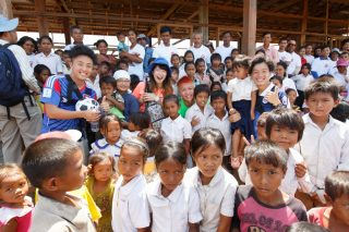 【支援物資募集】第97 回ピースボートで訪れる国々に届けます