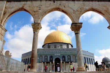 1/31 世界を揺るがすエルサレム問題とは?−トランプの首都認定がもたらすもの−