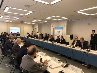 核軍縮「賢人会議」や国連総会への働きかけが報道されました