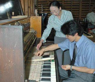 平和と音楽の船旅へ~「明子さんの被爆ピアノ」とともに