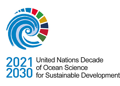 UN Decade of Ocean Science for Sustainable Development logo
