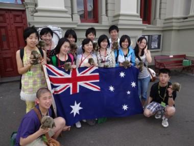 「福島こどもプロジェクト in オーストラリア2013・春」が複数のメディアに取り上げられました