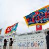 80回クルーズの石巻入港について「河北新報」と「石巻かほく」に掲載されました (2013年4月13日)