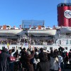 南半球17カ国を巡る第81回ピースボートが出航しました