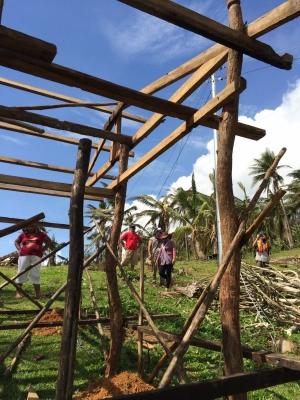 フィリピン台風30号 緊急支援募金にご協力ください