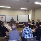 広島・長崎でのおりづるプロジェクトの活動が各紙に報道されました