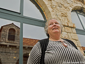 内戦から立ち上がるクロアチアの女性たちと交流 −ドブロブニク