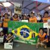 ブラジルW杯キャンペーンが新聞に掲載されました。