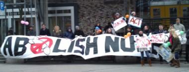 今こそ核兵器の禁止を!-NPDI広島外相会議に市民の声を届けます