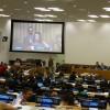 ニューヨーク国連本部で核兵器の非人道性について声を上げます