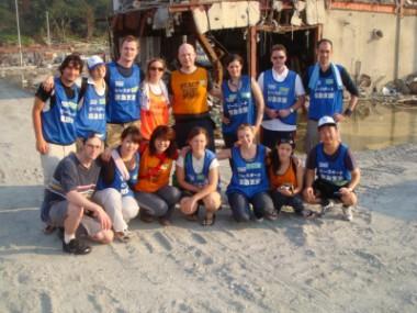 災害ボランティアセンタースタッフがJ−WAVEに出演しました