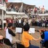ベネズエラ「エル・システマ」の若き音楽家が乗船します