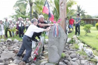 緊急署名のお願い:核実験被害者の追悼碑の撤去に反対します
