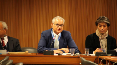 国連人権理事会の特別報告者アナンド・グローバー氏が来日します