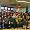 韓国の環境財団の代表団がピースボートを訪問しました