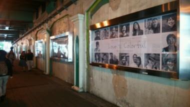 スタッフの室井・恩田が企画する「性的マイノリティ写真展」が朝日新聞等で取り上げられました