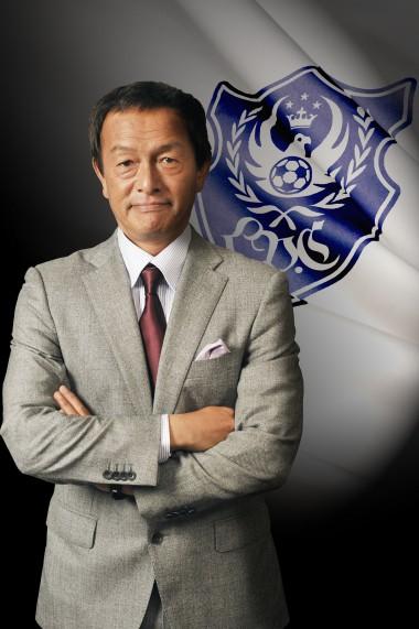 サッカー解説者、日本サッカー名蹴会会長 金田喜稔さんより、ピースボールへの応援メッセージをいただきました