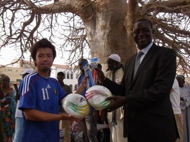 ピースボールプロジェクト2011年度活動報告