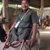カンボジアの地雷被害者セム・ソワンタさんの来日記者会見を行います