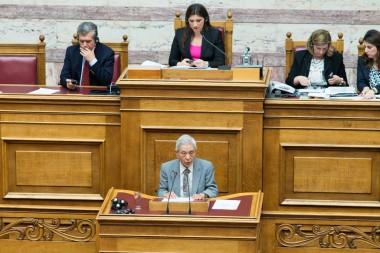 ギリシャ議会で被爆者が演説 多くのメディアで報道されました