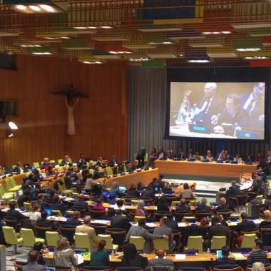 被爆75年、核軍縮を進めることが国際的責任―NPT加盟国に共同声明を送りました