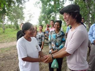 「カンボジアから地雷をなくそう100円キャンペーン」地雷を除去して小学校を建設するための活動にご協力ください
