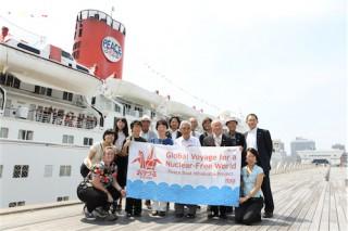 おりづるプロジェクトや参加被爆者の活動が、朝日新聞の連載「うねり 核兵器禁止条約から」で紹介されました