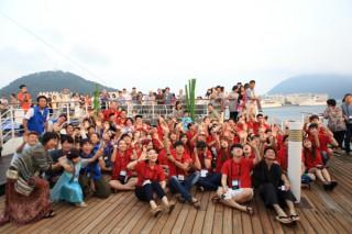 第9回日韓クルーズ「PEACE&GREEN BOAT 2016」の参加者を募集しています