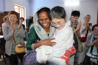 女性たちが笑顔で働ける環境を-インド、コーチン