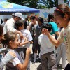 マヤの子どもたちが通う小学校を訪問 − グアテマラ・プエルトケツァル