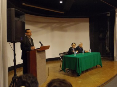 福島の教訓と核の被害を伝える-メキシコ市での取り組み