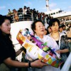 小泉純一郎・日本国首相の 靖国神社参拝に抗議