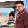 イースター島で「平和の凧」をあげましたー3.11を前に、東日本大震災からの復興と中東ガザの平和を願い-