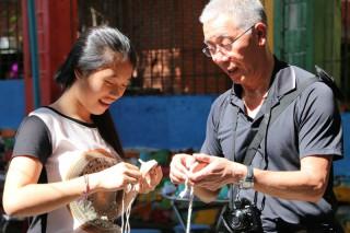 ベトナムのストリートチルドレンについて学ぶ ー ダナン
