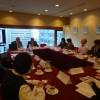 ニカラグア政府高官と、気候変動・エネルギー政策に関する会合を行いました