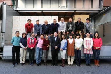 3/23 すべての人に、食べ物を ―日本初のフードバンクが目指す社会―