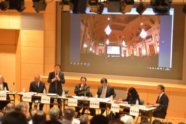 G7外相広島会合への活動が多くのメディアに取りあげられました
