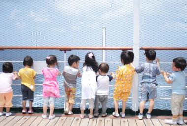 【95回クルーズ】洋上保育園「ピースボート子どもの家」プログラムを実施します