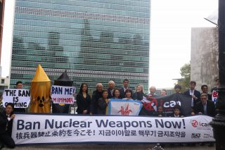 「核兵器禁止条約」と日本の安全 − 川崎哲インタビュー(前編)