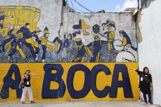 アルゼンチン・日系の人々と街をめぐる(ブエノスアイレス)
