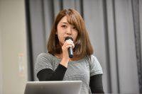 広島でのおりづるプロジェクトの報告会の様子がNHKなどで報道されました