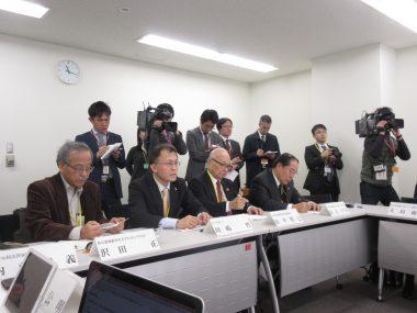 核兵器禁止条約の交渉に日本は参加を~NGOと被爆者の要請が報じられました