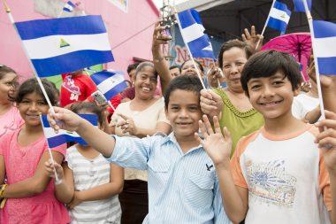 7/19 ニカラグア大使から聞く、平和への道