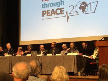 核兵器禁止条約を生かして北東アジアの非核化を-イギリスでの国際医師会議に参加しました