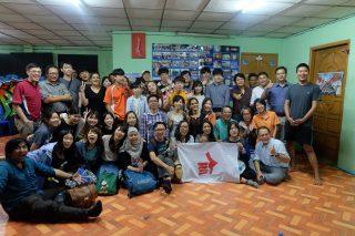 アジア11カ国36名で考えた「平和で包摂的な社会」 ~2017年・地球大学特別プログラム報告~