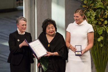 8/6広島・8/15東京など 川崎哲やICANの活動を追ったドキュメンタリー「おわりのはじまり~ノーベル平和賞のその先に~」が全国で放映されます