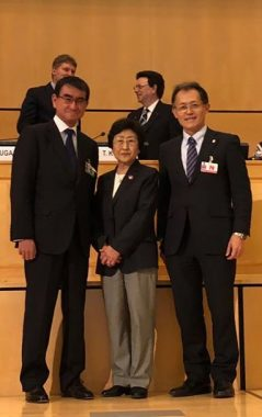 朝鮮半島の非核化やNPT会議について、川崎哲のコメントが報道されています