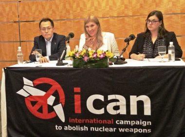 「国際法に基づく非核化を」-米朝会談の合意に対してICANが声明