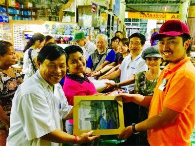 【支援物資活動レポート】第97回ピースボートアジアグランドクルーズ