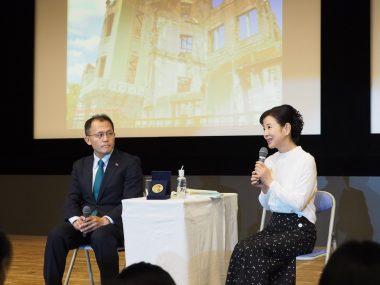 8/4, 11 吉永小百合さんのTBSラジオ番組に川崎哲が出演します